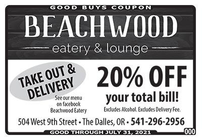 Beachwood Eatery and Lounge Coupon